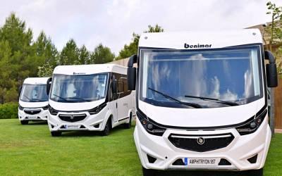 Camping-cars Benimar: un festival de nouveautés pour 2020.
