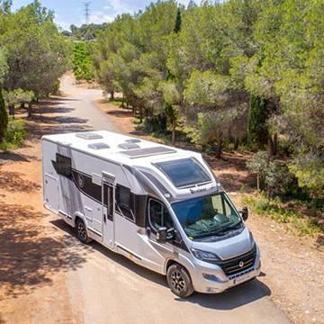 Vente de camping-cars d'occasions