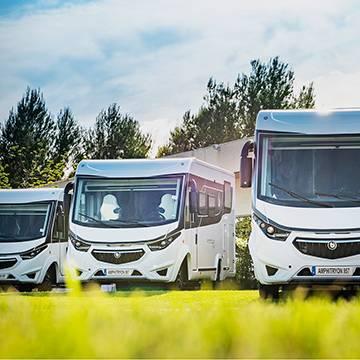 Vente de camping-cars neufs